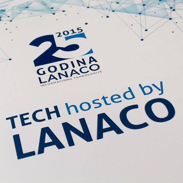 TECH Hosted by Lanaco – Stručna prezentacija
