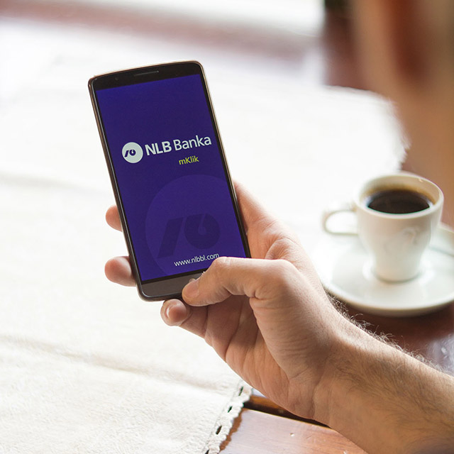 NLB Banka - mKlik Radio Reklama
