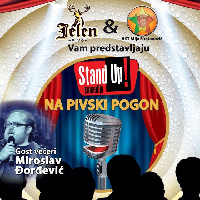 AKT Alija Sirotanović - Komedija na pivski pogon