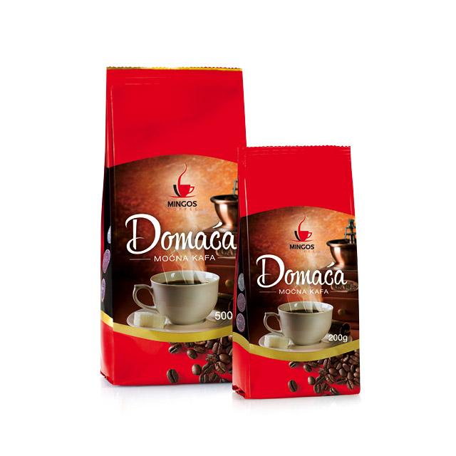 Mingos kafa - Domaca