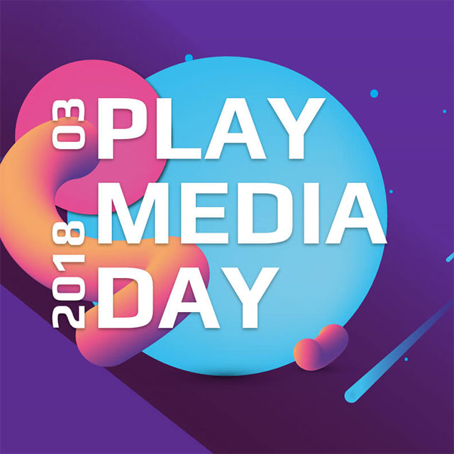 Play Media Day 03 – Print design