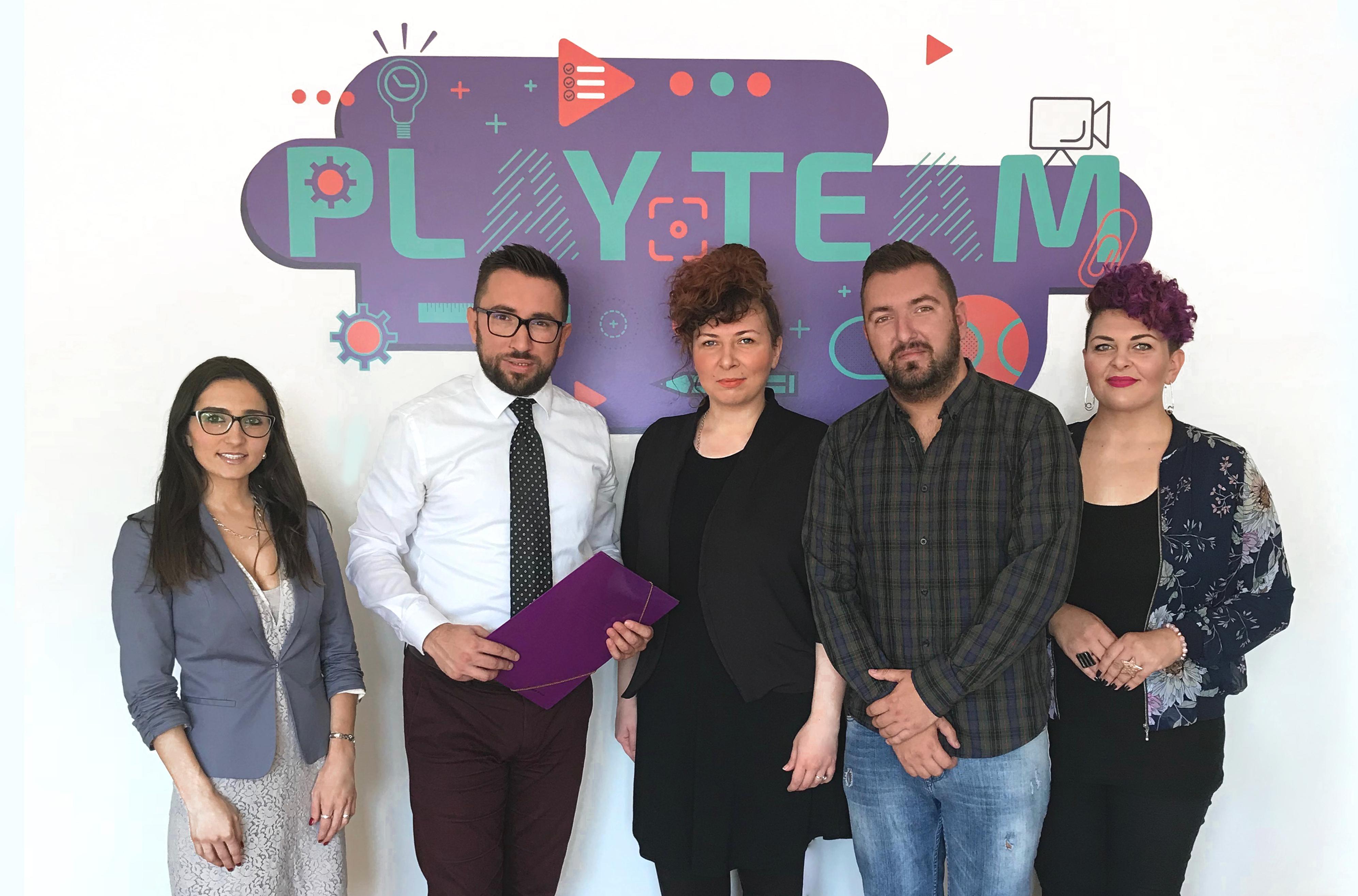 Play Team i Bit Alijansa potpisali memorandum o saradnji!