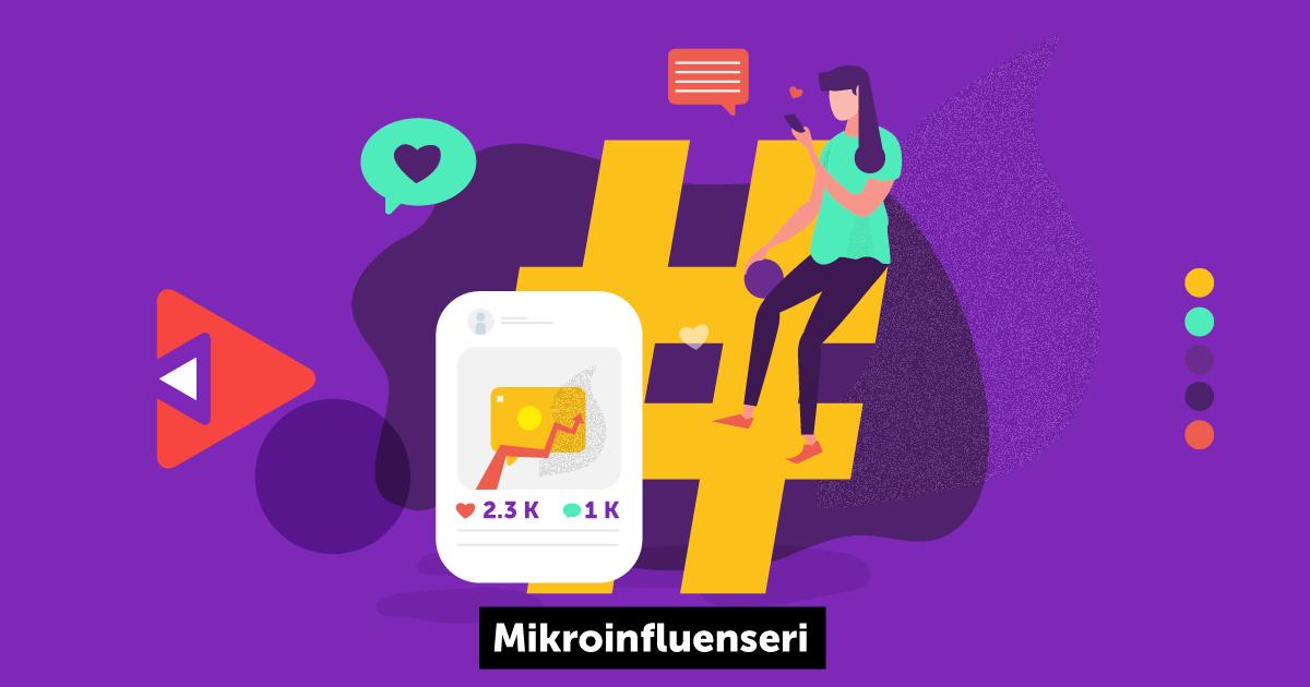 Mikroinfluenseri sve više u fokusu velikih brendova!