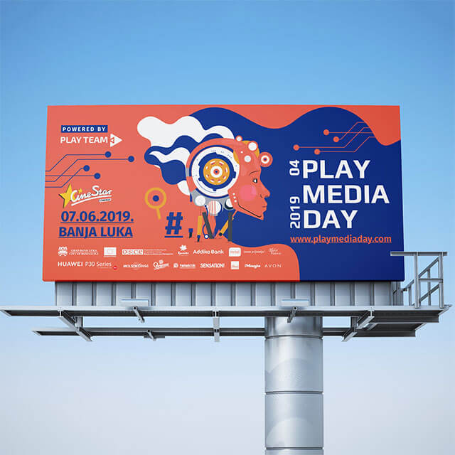 Play Media Day 04 – Print design