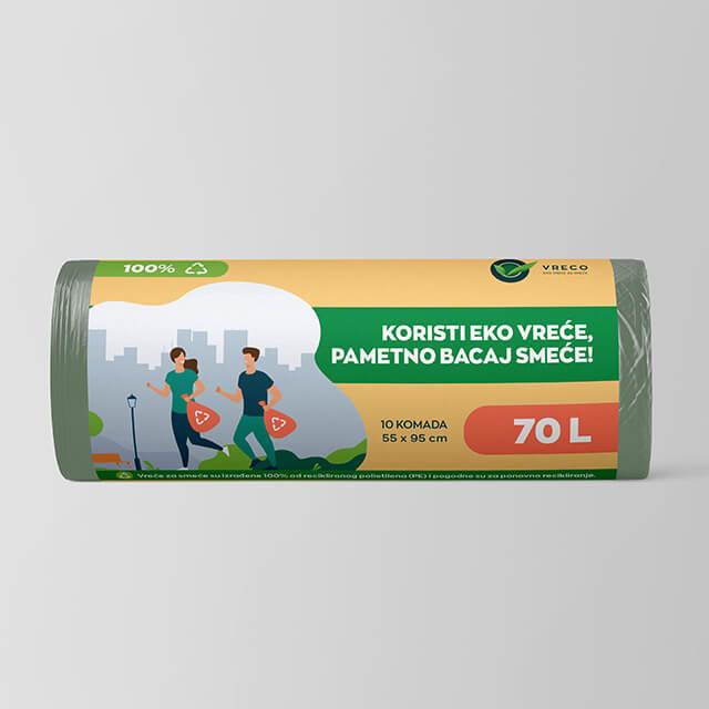Vreco – Ecco waste bags